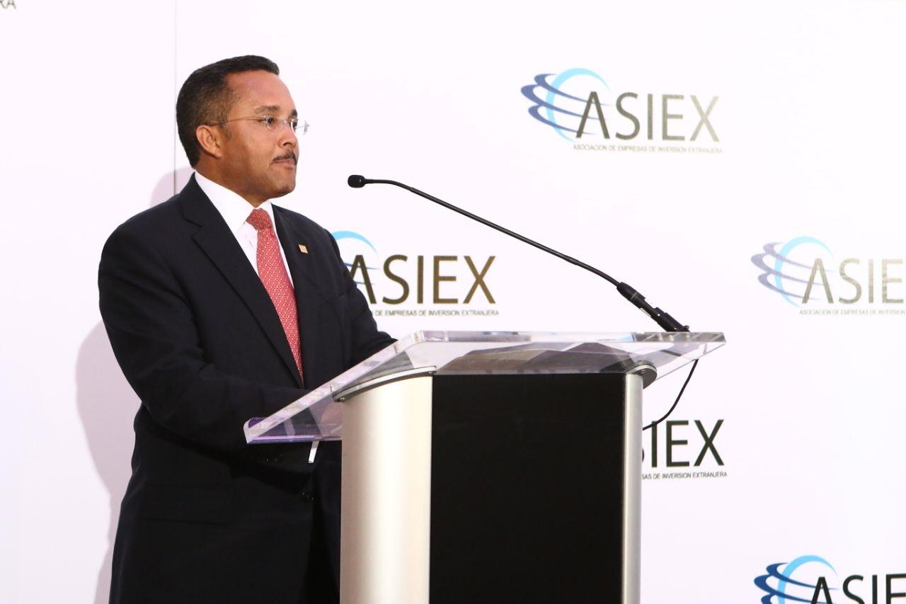 Ramón Ortega, Nuevo Presidente ASIEX